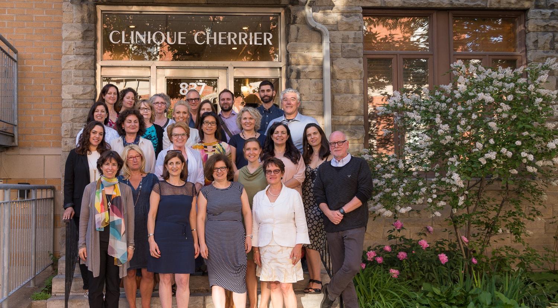 Équipe Clinique Cherrier